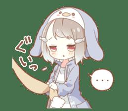 YUKIGUNI Animal Sticker sticker #14623515