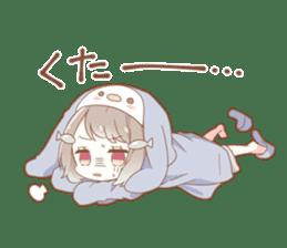 YUKIGUNI Animal Sticker sticker #14623517