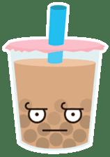 Pearl Milk Tea & Boba sticker #14624966