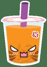 Pearl Milk Tea & Boba sticker #14624976