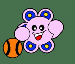 HANASHI IMPROVED MOVE sticker #14630663
