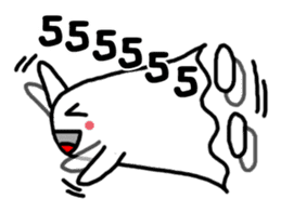 Little Cute Ghost sticker #14631771