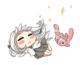 Lily and Marigold Full Animated Sophia sticker #14640784