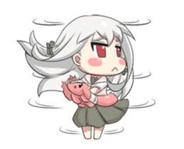 Lily and Marigold Full Animated Sophia sticker #14640785