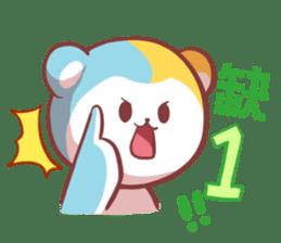 a bear of OBAY!!! 3 sticker #14641271