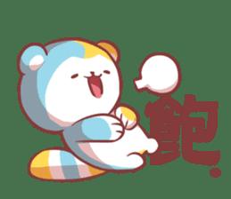 a bear of OBAY!!! 3 sticker #14641277