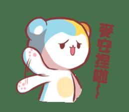 a bear of OBAY!!! 3 sticker #14641281