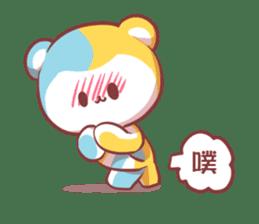 a bear of OBAY!!! 3 sticker #14641289