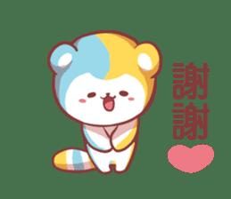 a bear of OBAY!!! 3 sticker #14641293