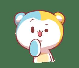 a bear of OBAY!!! 3 sticker #14641296