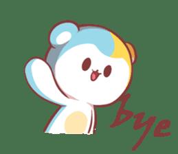 a bear of OBAY!!! 3 sticker #14641301