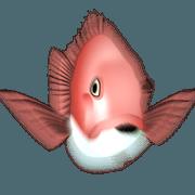 สติ๊กเกอร์ไลน์ Fishing Animation Sticker 2