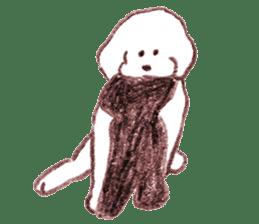 teraokas dog2 sticker #14644895