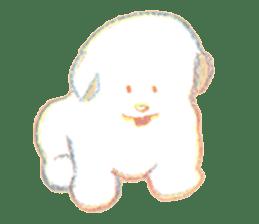 teraokas dog2 sticker #14644901