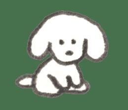 teraokas dog2 sticker #14644910