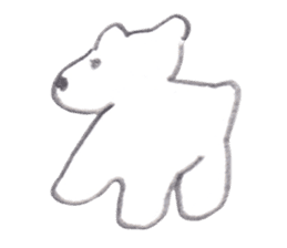 teraokas dog2 sticker #14644919