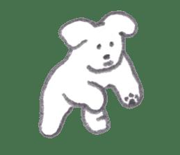 teraokas dog2 sticker #14644922