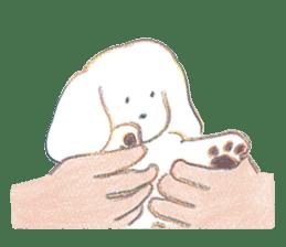 teraokas dog2 sticker #14644924
