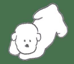 teraokas dog2 sticker #14644926