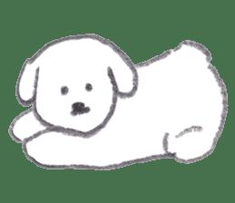 teraokas dog2 sticker #14644927