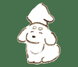 teraokas dog2 sticker #14644929