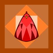 สติ๊กเกอร์ไลน์ KILT BIRD