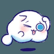 สติ๊กเกอร์ไลน์ Wataneco Animated Stickers