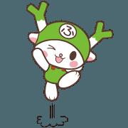 สติ๊กเกอร์ไลน์ Animation Fukkachan Vol.1