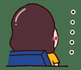 Nine blame Mom (English) sticker #14656173
