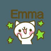 สติ๊กเกอร์ไลน์ Sticker for Emma