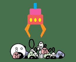 RICE BALL TWINS (animated01) sticker #14658412