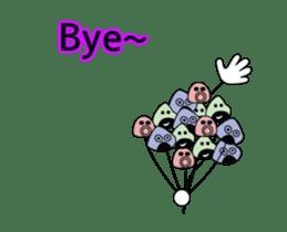 RICE BALL TWINS (animated01) sticker #14658416