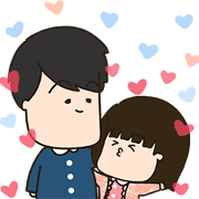 สติ๊กเกอร์ไลน์ Daidai&Siumui Animated Stickers