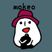 สติ๊กเกอร์ไลน์ mokeo sticker 2