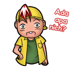Jordi, Anak Sok Gaul 3 sticker #14674220