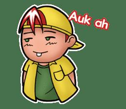 Jordi, Anak Sok Gaul 3 sticker #14674227