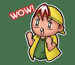 Jordi, Anak Sok Gaul 3 sticker #14674228