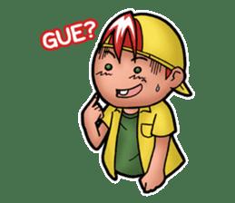 Jordi, Anak Sok Gaul 3 sticker #14674231