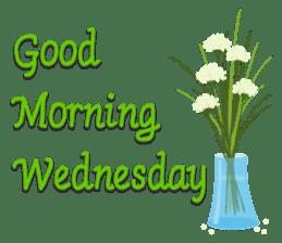 Good Morning Monday sticker #14675209
