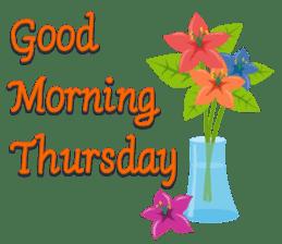 Good Morning Monday sticker #14675210