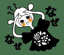 TYPE-B-girl sticker #14690705
