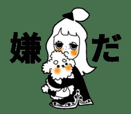 TYPE-B-girl sticker #14690706