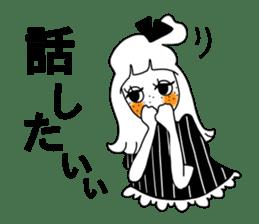 TYPE-B-girl sticker #14690710