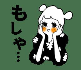 TYPE-B-girl sticker #14690713