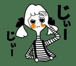 TYPE-B-girl sticker #14690714