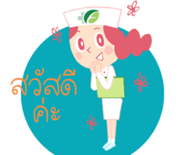 Dr.Smart&RN.Smile sticker #14692330