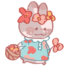 A Bun's Life sticker #14695729