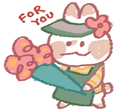 A Bun's Life sticker #14695730