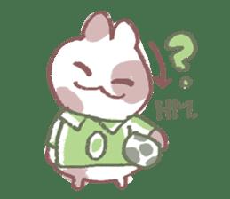 A Bun's Life sticker #14695731