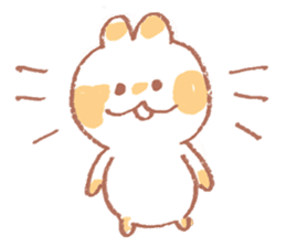 A Bun's Life sticker #14695746